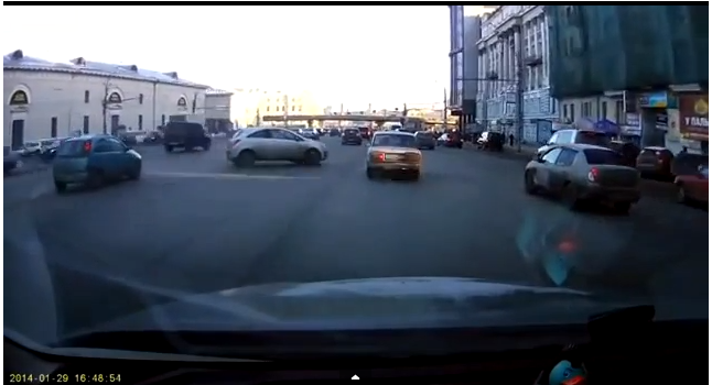 moscow girl amazing car parking