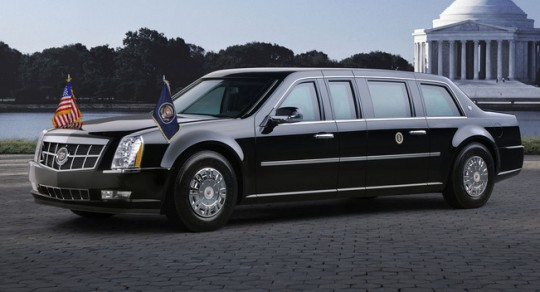 presidents limo