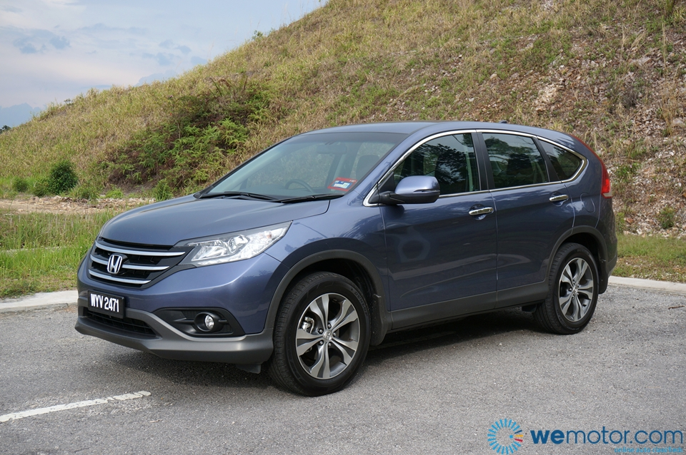 2013 Honda CR V 2.4 Review 042