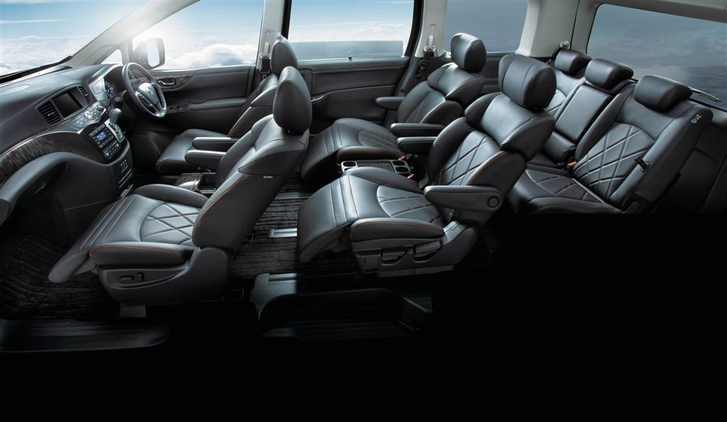 Launch 2014 Nissan Elgrand Facelift Rm388 000 Without