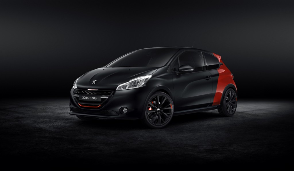 Peugeot 208 GTi 30th Anniversary Edition 02