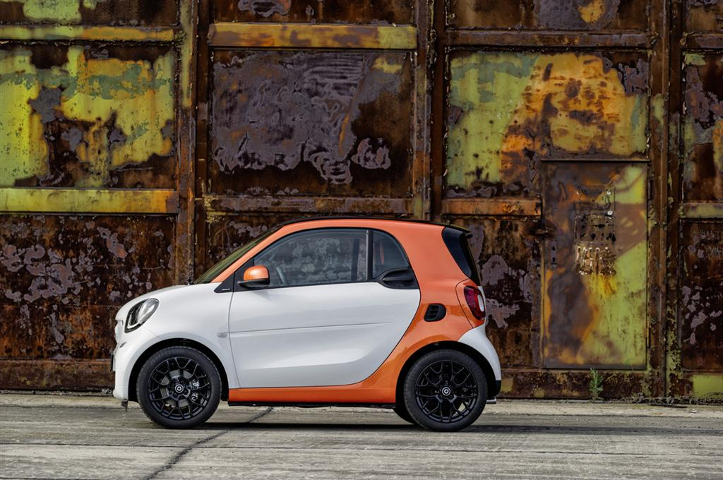 Smart Fortwo and Forfour Reveal - 10