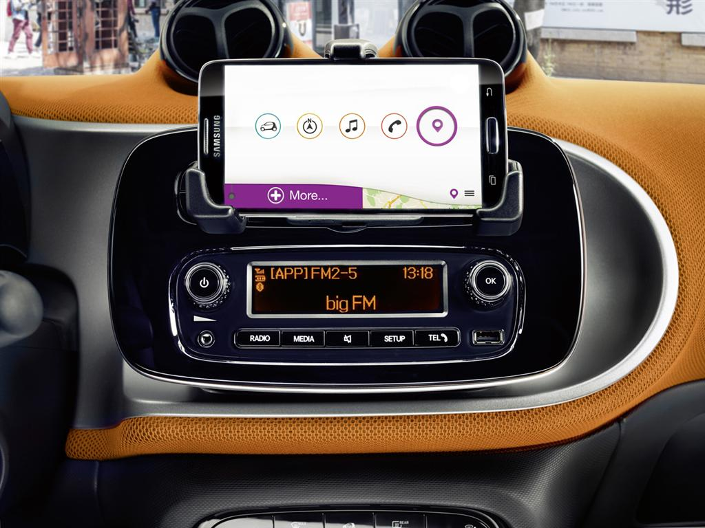 Smart Fortwo and Forfour Reveal - 25