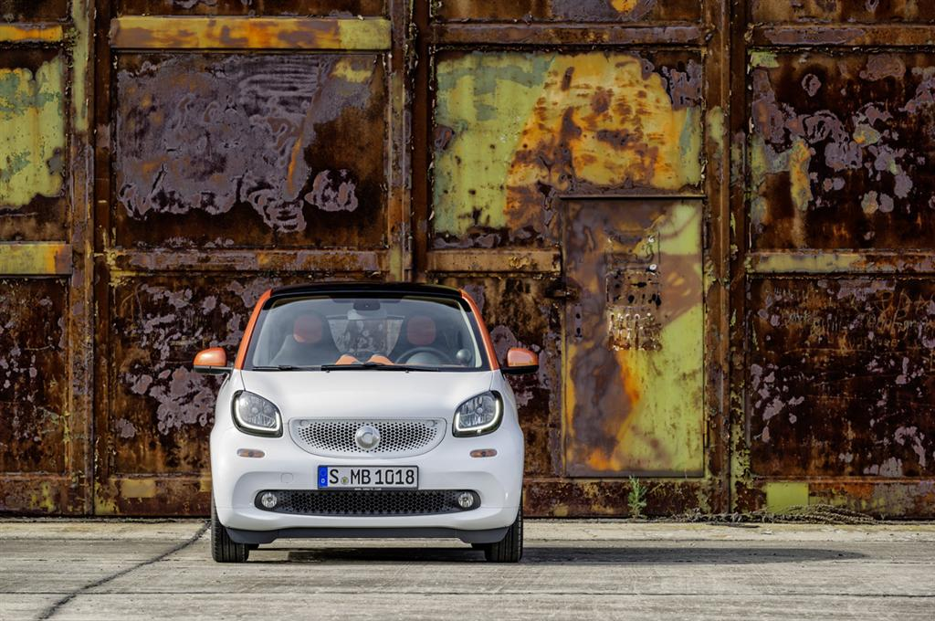 Smart Fortwo and Forfour Reveal - 8