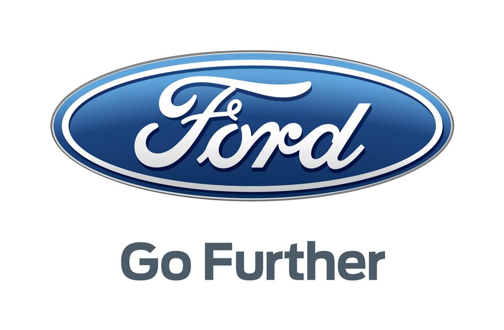 Ford Go Further Logo - 1