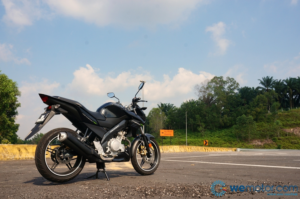 Yamaha FZ150i Test Ride 023