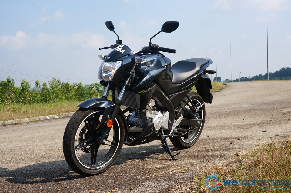 Yamaha FZ150i Test Ride 026