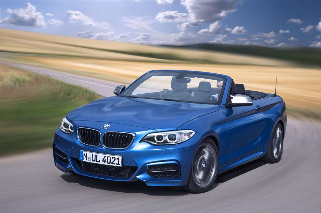 BMW 2 Series Convertible - 1