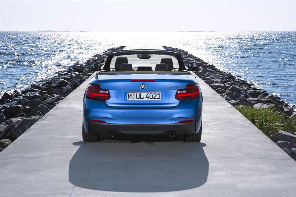BMW 2 Series Convertible - 10