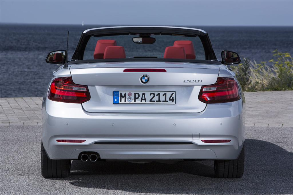 BMW 2 Series Convertible - 19