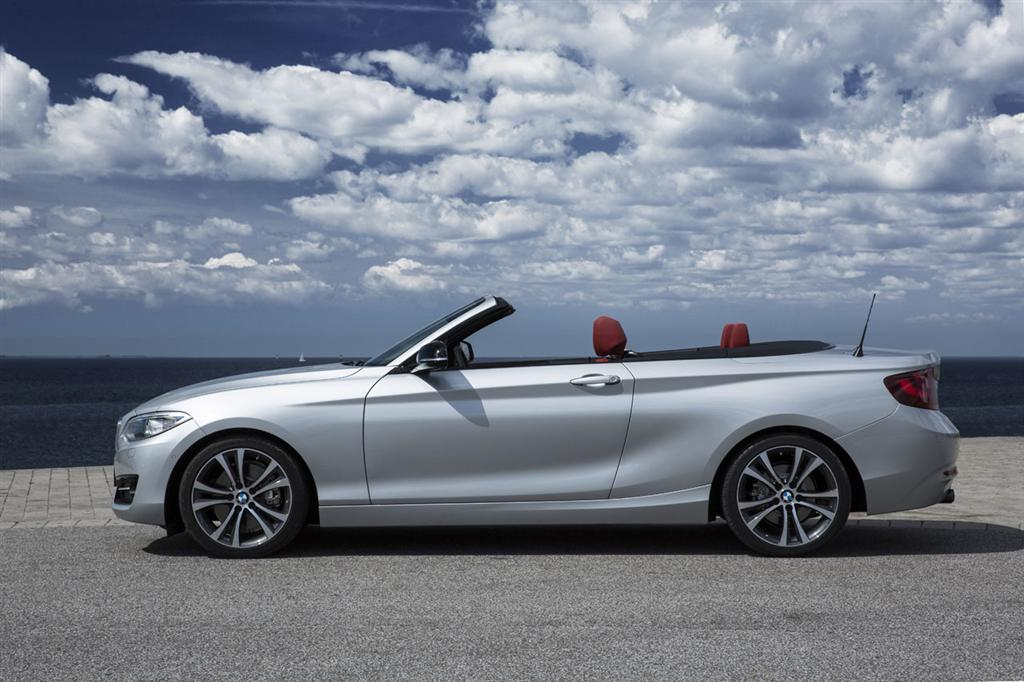 BMW 2 Series Convertible - 20