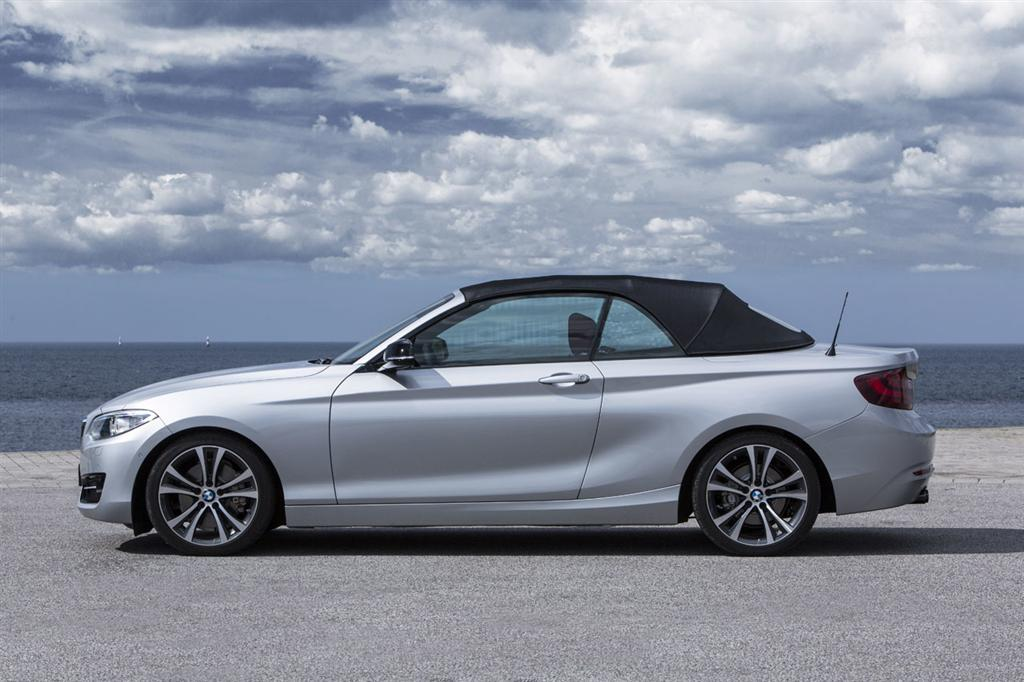 BMW 2 Series Convertible - 21