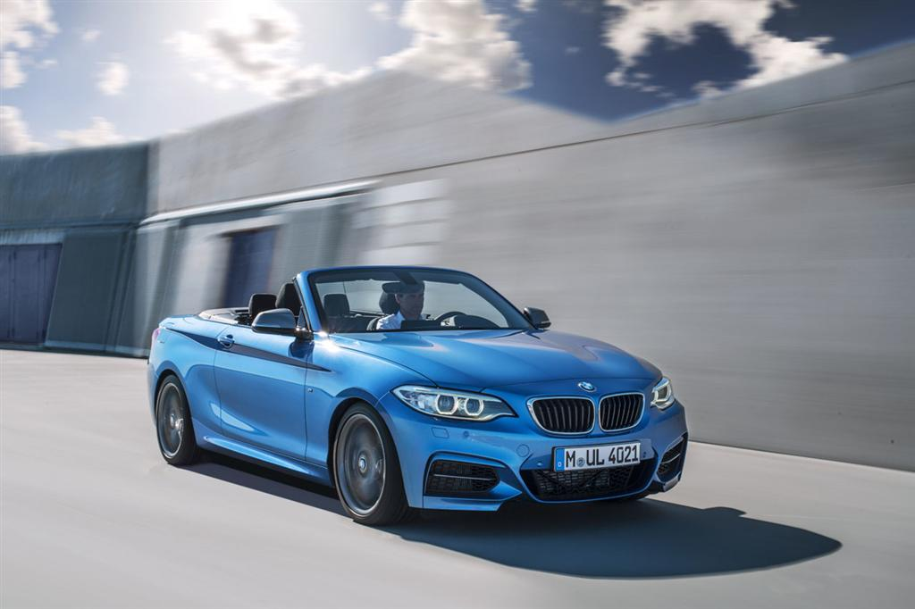 BMW 2 Series Convertible - 5