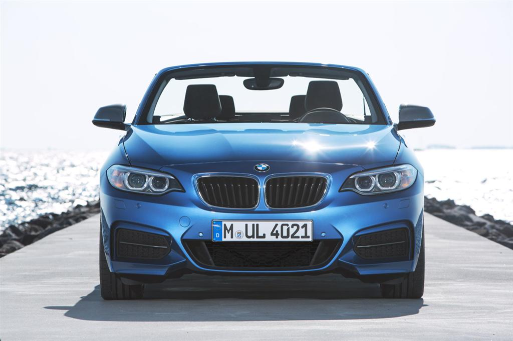 BMW 2 Series Convertible - 7