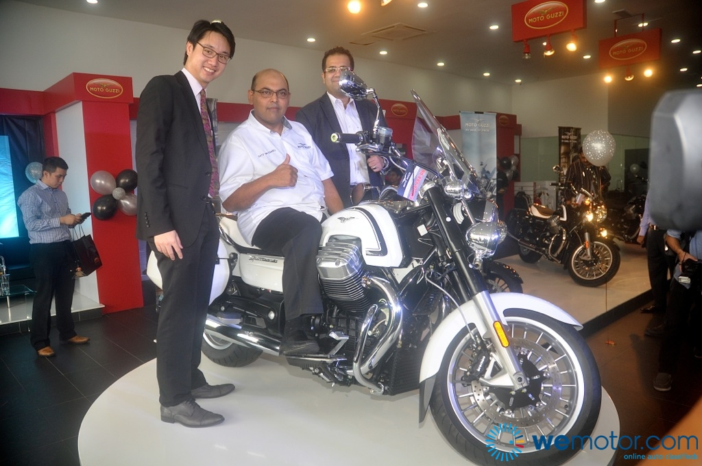 Moto Guzzi California 1400 Launch 01