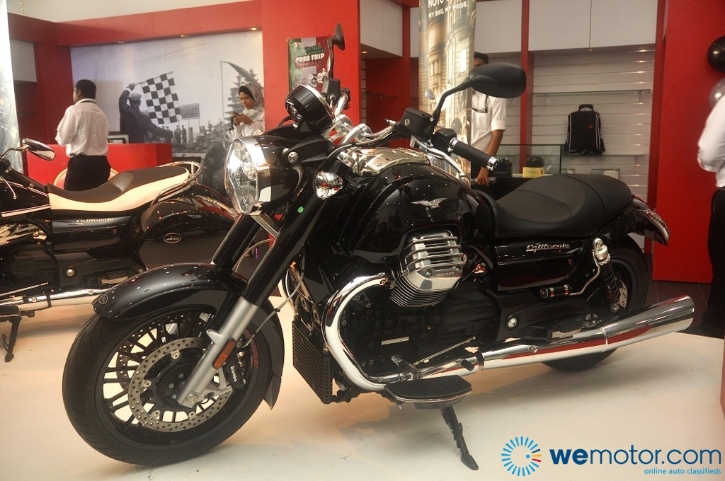 Moto Guzzi California 1400 Launch 29