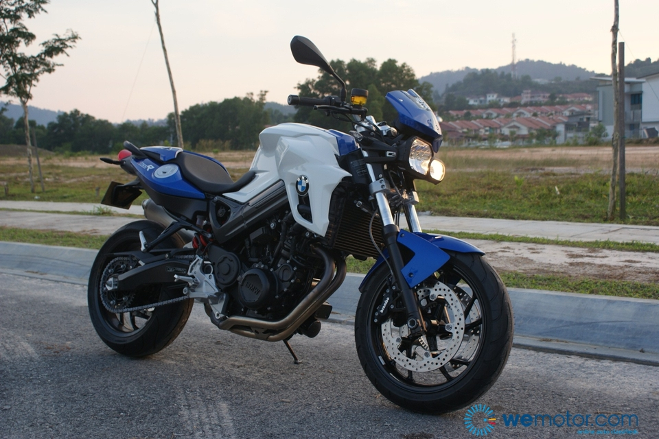 BMW F 800 R Review 024