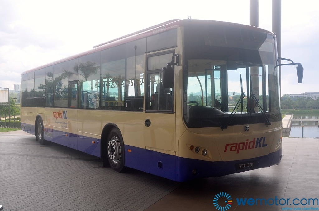 launch  volvo buses chassis b7r and b11r