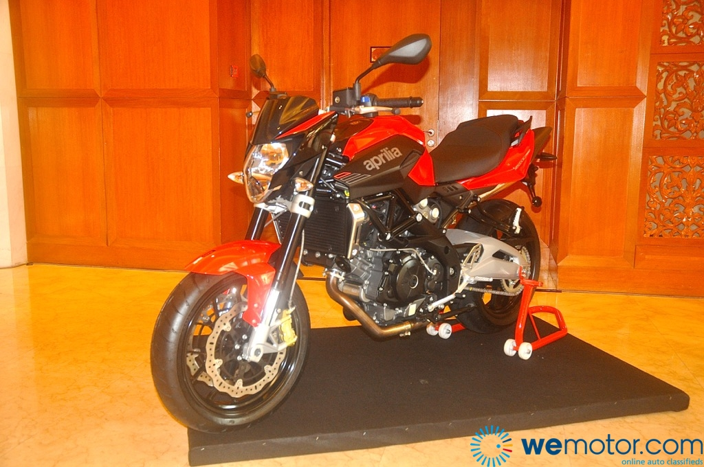 Aprilia Shiver 750 CKD Launch 04