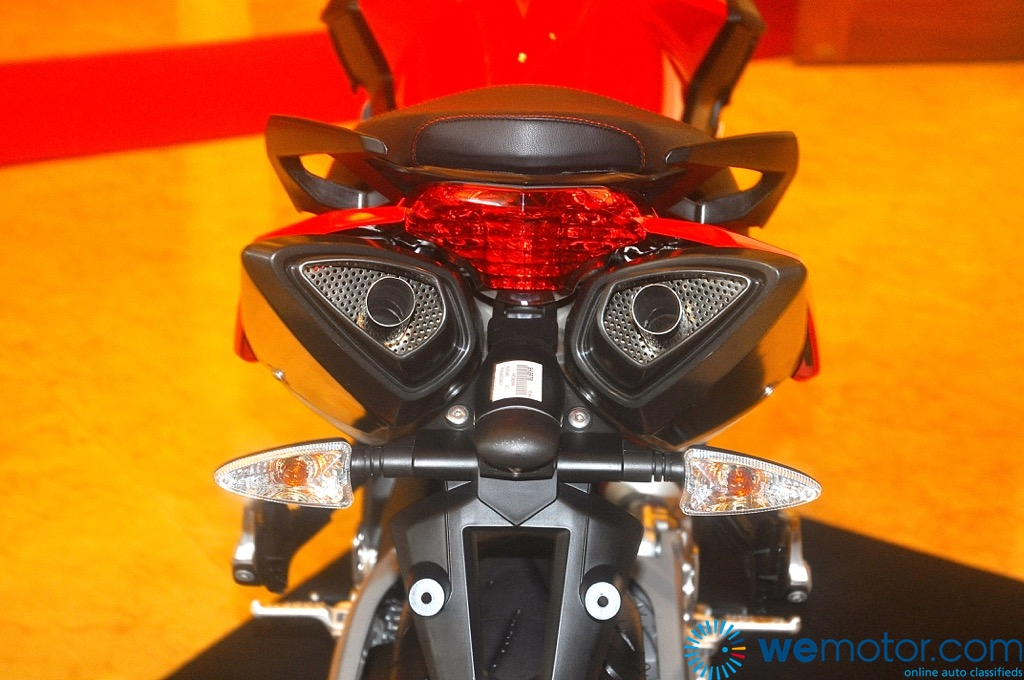 Aprilia Shiver 750 CKD Launch 13