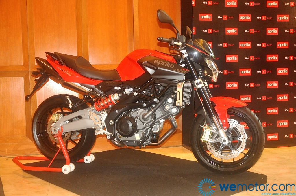 Aprilia Shiver 750 CKD Launch 22