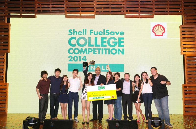 Shell FuelSave College Challenge 2014 - 1