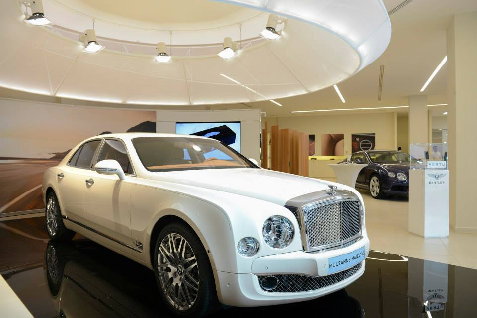 Bentley Mulsanne Majestic Edition - 1