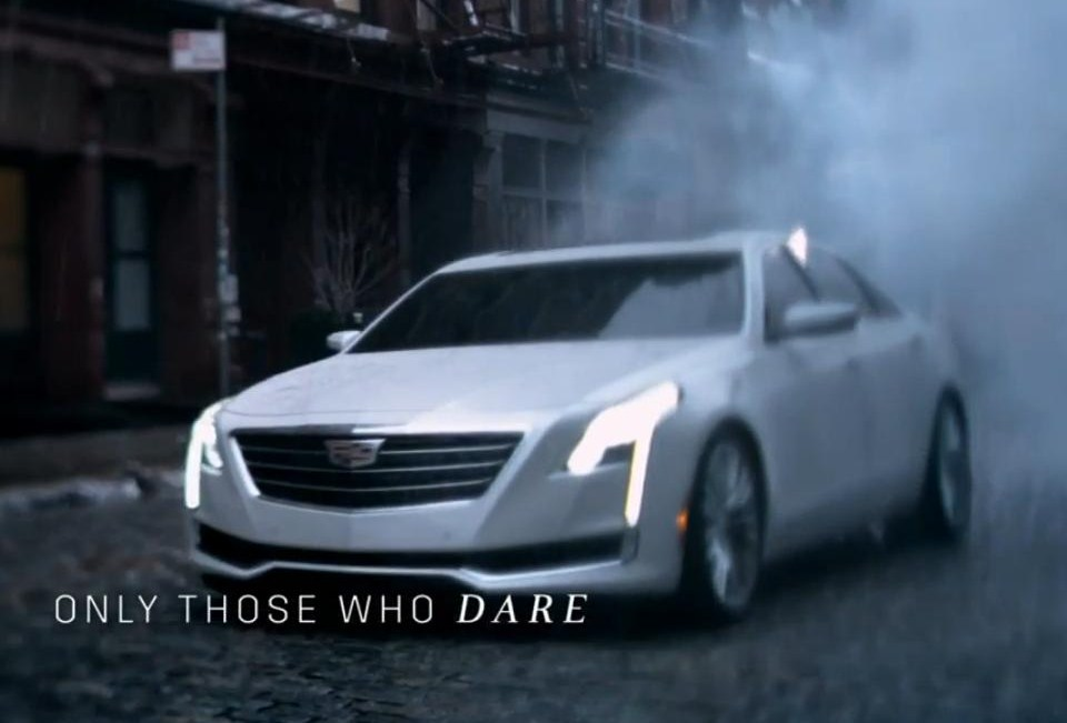 Cadillac CT6 - Oscars Commercial - image