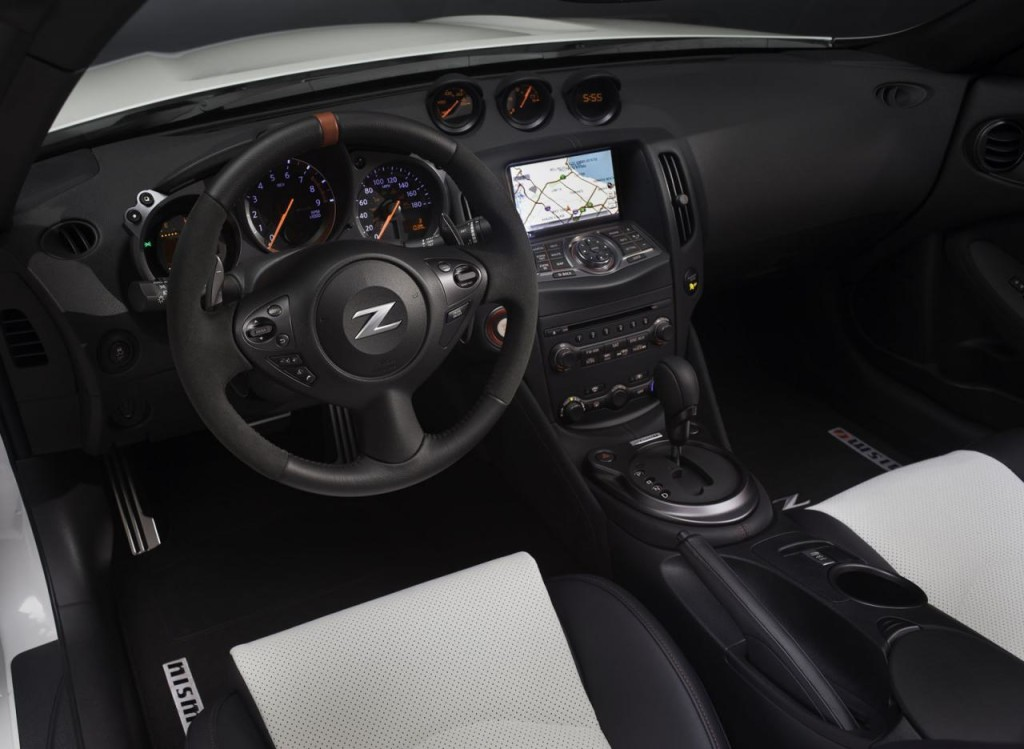 Nissan 370Z Nismo Roadster Concept 16