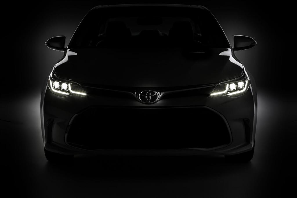 Toyota Avalon - 2015 Facelift - Teaser - Chicago