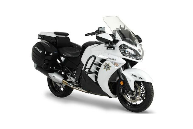 ... Recalls 194 Units Of Concours 14 Police Motorcycles - wemotor