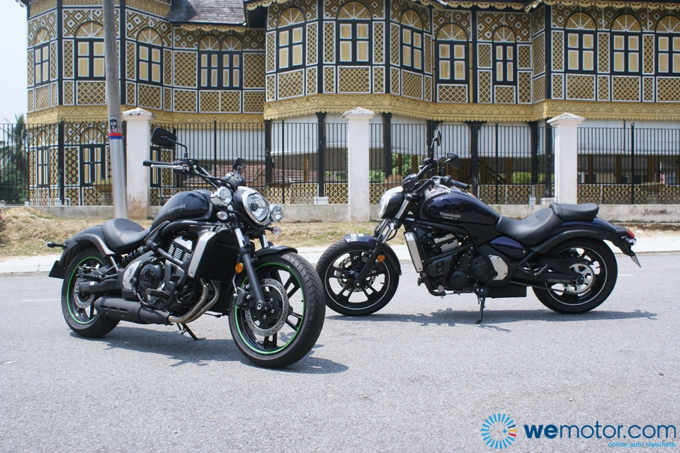 2015 Kawasaki Vulcan S Test Ride 002