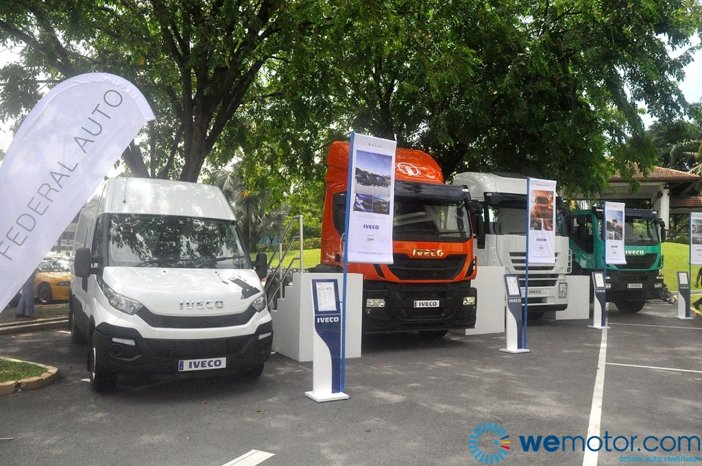 Iveco - Brand Launch 01