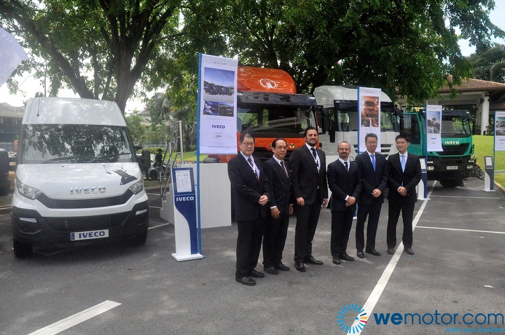 Iveco - Brand Launch 03