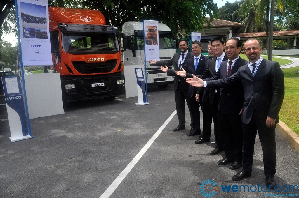 Iveco - Brand Launch 05
