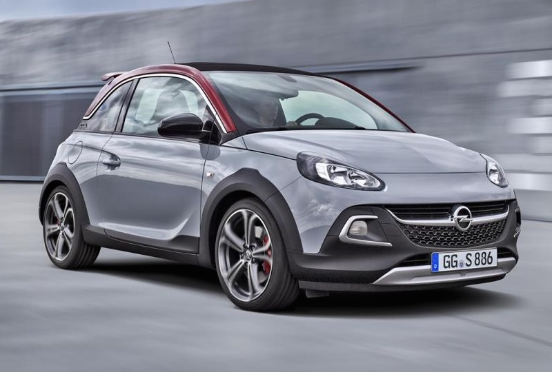 Opel Adam Rocks S - Main