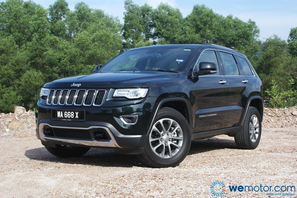 2014 Jeep Grand Cherokee Limited Review 035