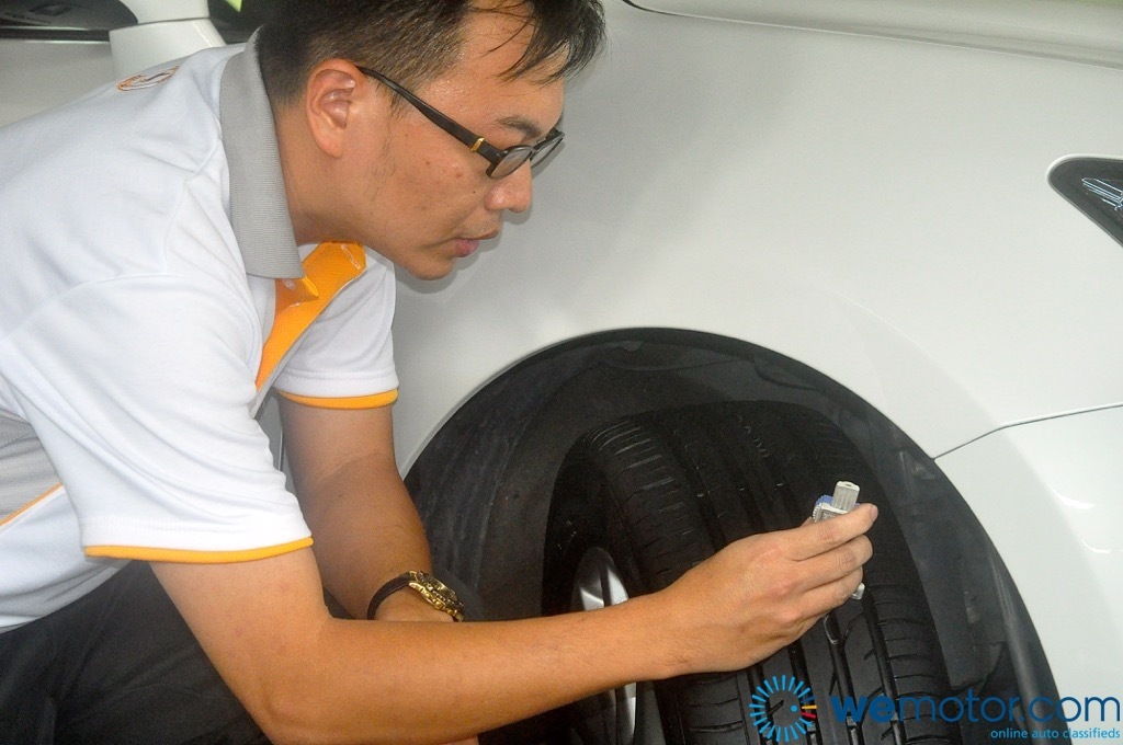 Continental Hari Raya Tyre Safety Check Campaign 2015 Launch 05