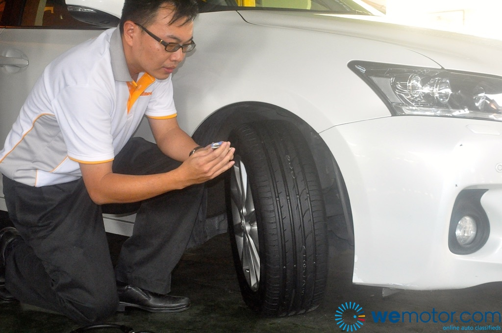 Continental Hari Raya Tyre Safety Check Campaign 2015 Launch 06