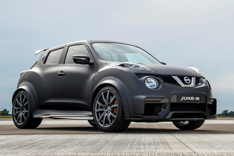 Nissan Juke R 2.0 - Goodwood - 2