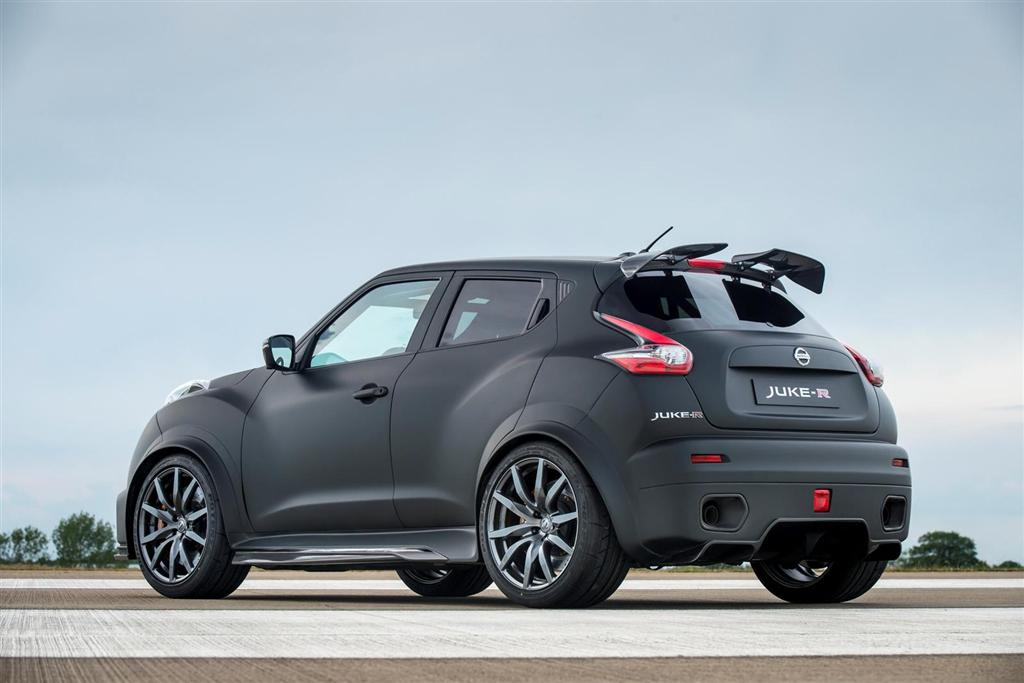 Nissan Juke R 2.0 - Goodwood - 4