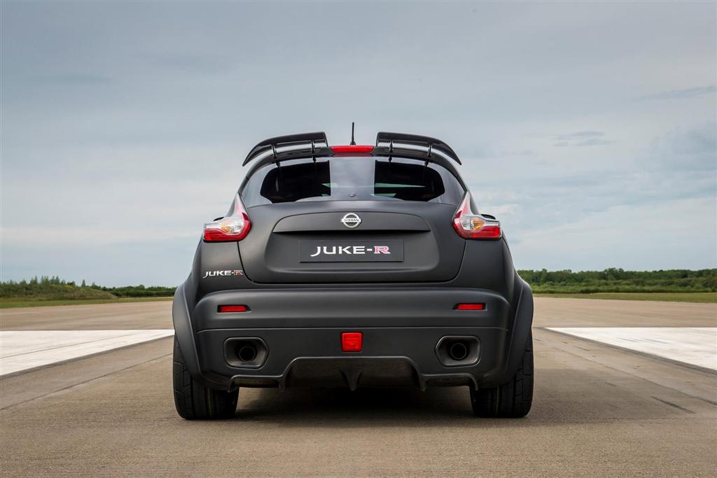 Nissan Juke R 2.0 - Goodwood - 6