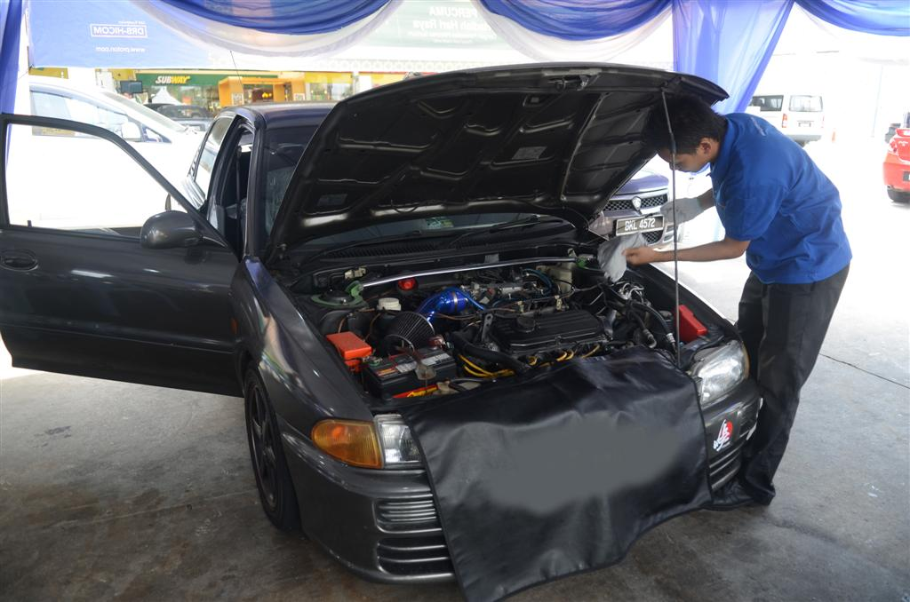 Proton - Free 30 Points Inspection - Image