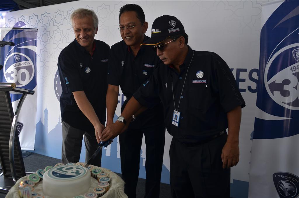 Proton - Free 30 Points Safety Inspection - 30th Anniversary - 1