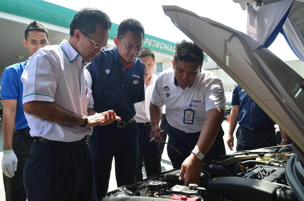 Proton - Free 30 Points Safety Inspection - 30th Anniversary - 2