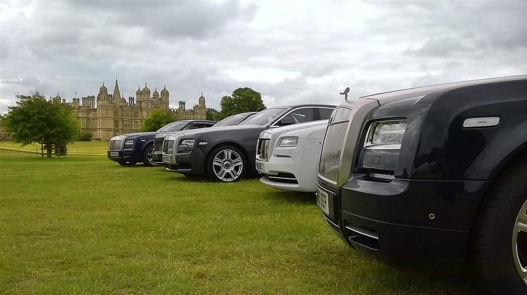 Rolls-Royce - Largest Gathering In The World - 2