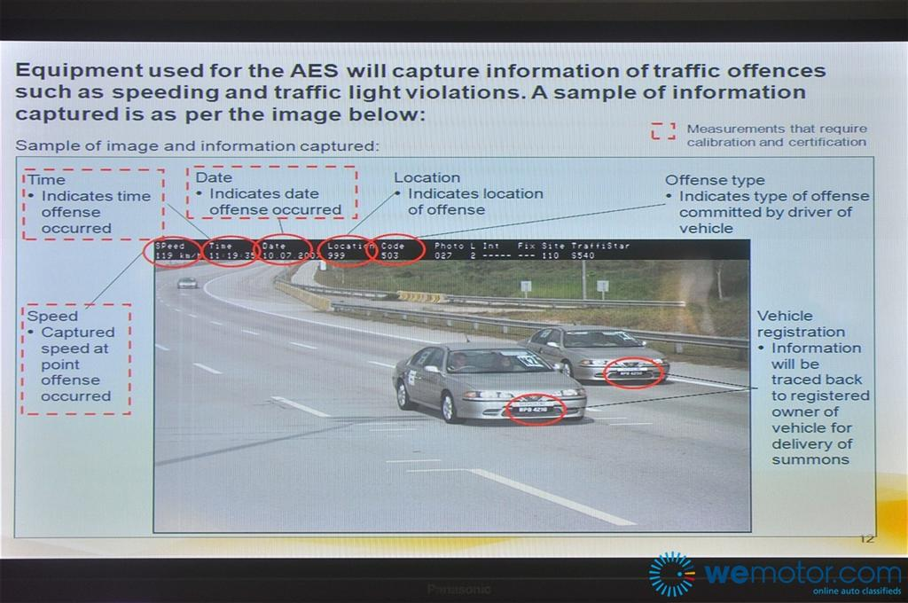 Automated Enforcement System (AES) - 004