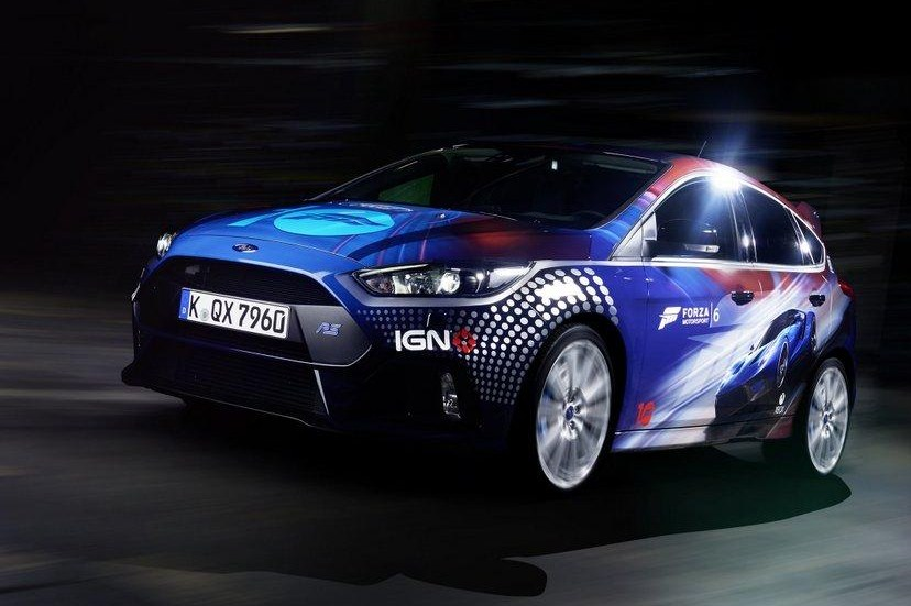 Ford Focus RS - Forza Motorsport Livery - 3