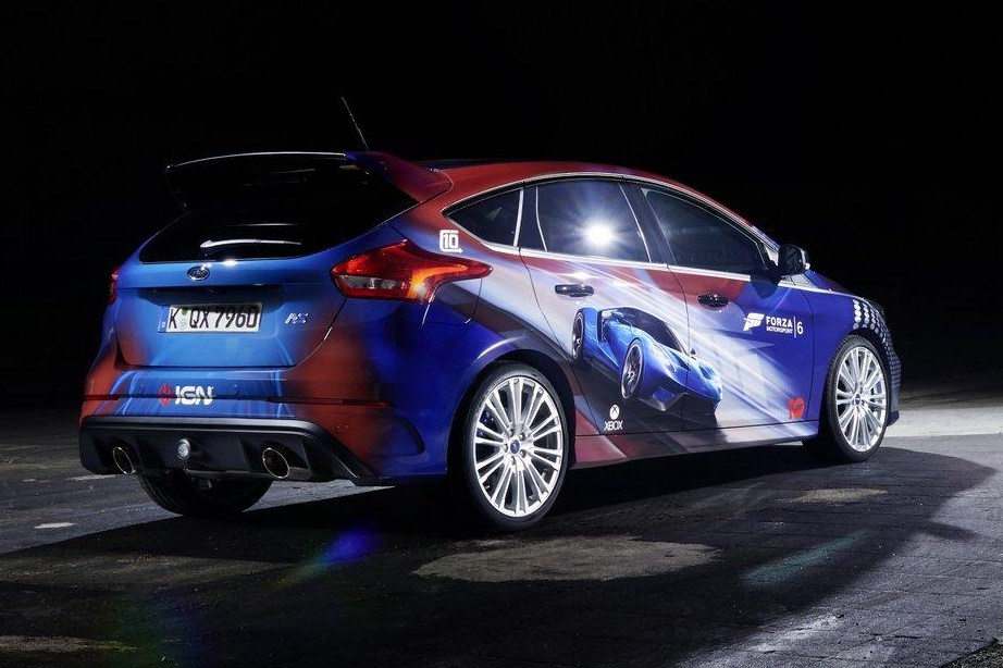 Ford Focus RS - Forza Motorsport Livery - 4