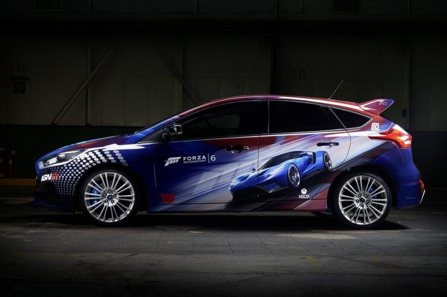 Ford Focus RS - Forza Motorsport Livery - 5